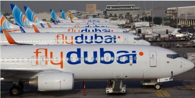 Самолетни билети до Дубай с FLYDUBAI