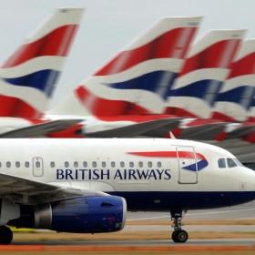 Самолетни билети до Лондон, British Air