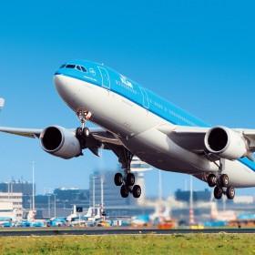 Самолетни билети до Глазгоу, с KLM