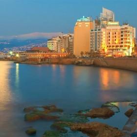 Чартърен полет от Варна до Бейрут