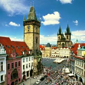 Чартъри от Бургас до Чехия и Словакия